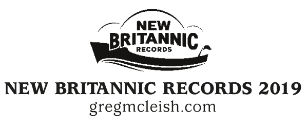 New Britannic Records Logo